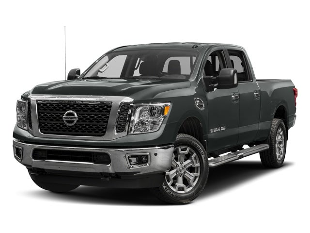 2017 nissan titan xd sv in greeley co nissan titan xd. Black Bedroom Furniture Sets. Home Design Ideas