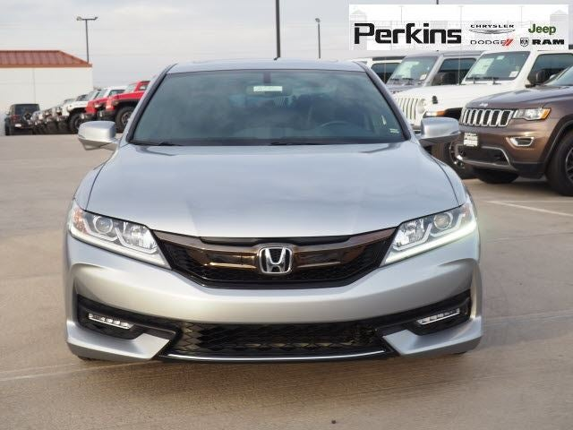 2016 Honda Accord Coupe Ex L In Greeley Co Honda Accord