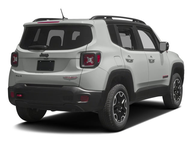 2017 Jeep Renegade Trailhawk In Greeley Co Jeep Renegade