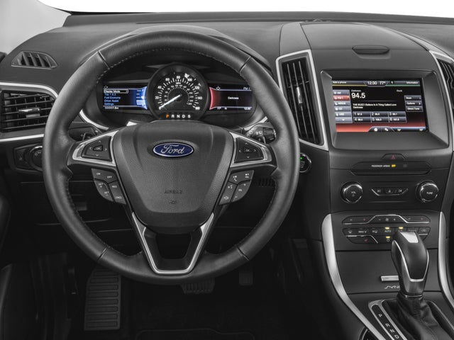 2017 Ford Edge Sel In Greeley Co Nissan
