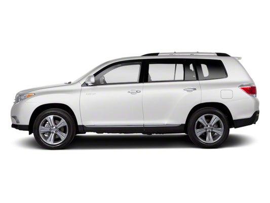 2012 Toyota Highlander For Sale >> 2012 Toyota Highlander Limited