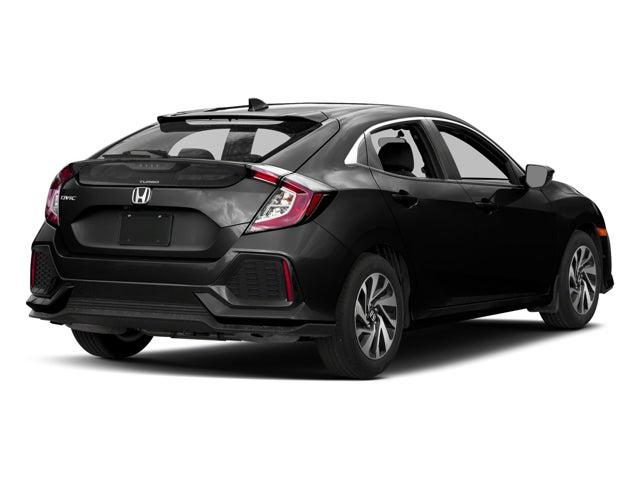 2017 Honda Civic Hatchback Ex In Greeley Co Nissan