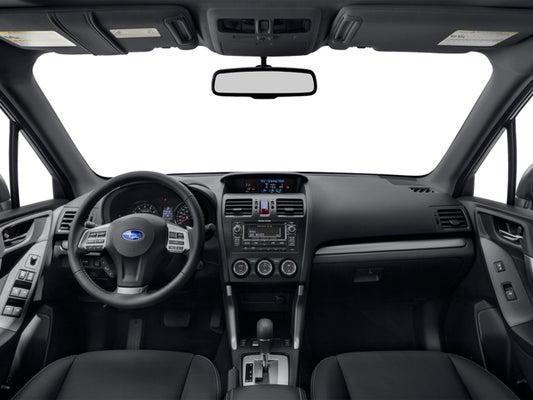 2015 Subaru Forester 2 0XT Touring