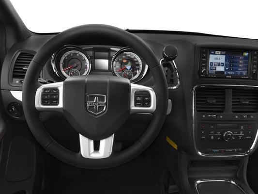 2016 Dodge Grand Caravan R T In Greeley Co Nissan