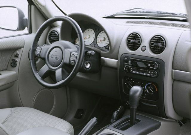 2004 Jeep Liberty Sport In Greeley, CO   Greeley Nissan
