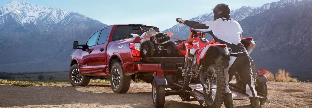 BlogsectionThe 2019 Nissan TITAN: Rugged, Powerful, Intelligent