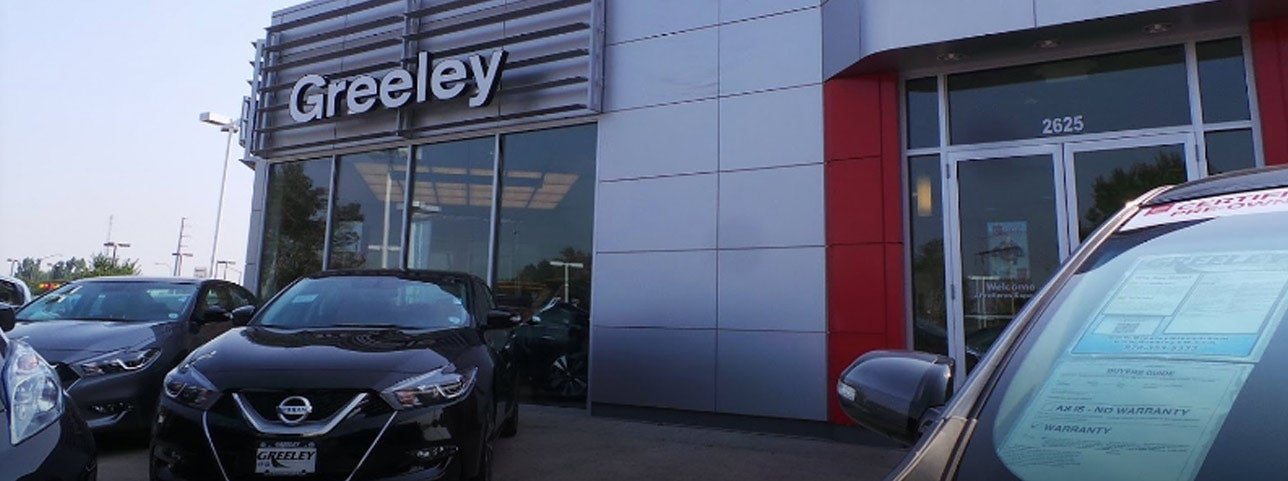 About Greeley Nissan in Greeley, CO